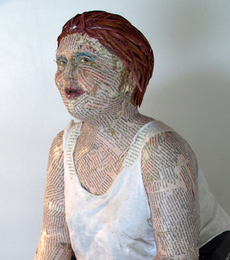 Portia, on exhibit at the Oceanside Museum of Art Artist Alliance Juried Exhibition, from July 11, 2015 until October 4, 2015